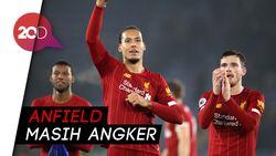Kalahkan Wolves, Liverpool Catat 50 Laga Tak Terkalahkan di Kandang