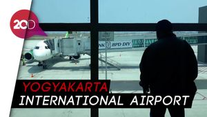 Jokowi Yakin Bandara Baru Yogyakarta Rampung Pertengahan 2020