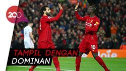 Tak Terbendung, Liverpool Tekuk Sheffield United 2-0