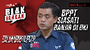 Blak-blakan BPPT Siasati Banjir di DKI