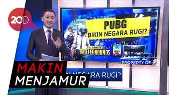 Main PUBG Bikin Negara Rugi, Kok Bisa?