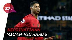 Bersama Man City, Rashford Bisa Cetak 40 Gol