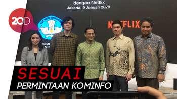 Didukung Kemendikbud, Netflix Akan Perbanyak Konten Lokal