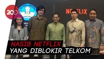 Layanannya Masih Diblokir, Netflix Terus Melobi Telkom