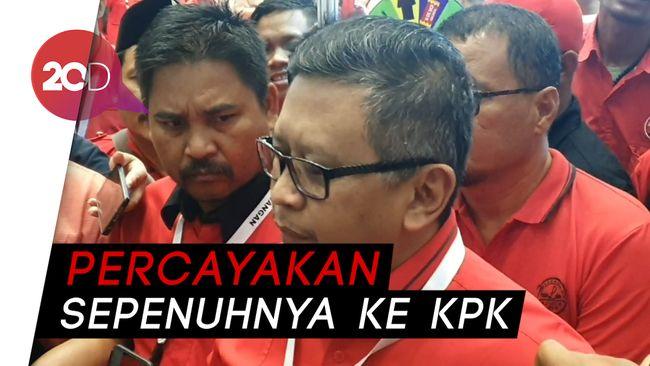 Jika Dipanggil KPK, Hasto Sekjen PDIP: Saya Siap Bertanggung Jawab