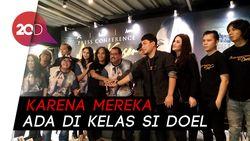 Alasan Rano Karno Tunjuk Slank dan Iwan Fals untuk Konser Si Doel