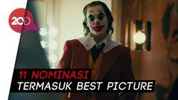 Joker Mendominasi, Ini Daftar Lengkap Nominasi Oscar 2020