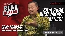 Tonton Blak-blakan Edhy Prabowo: Saya Akan Buat Jokowi Bangga