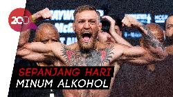 Alkohol, Alasan McGregor Kalah dari Khabib Nurmagomedov