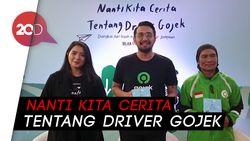 Kisah Inspiratif Driver Gojek Dituangkan dalam NKCTDG