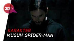 Penampakan Jared Leto Jadi Vampir di Morbius
