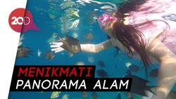 Pulau Karampuang Surga Wisata Air di Sulawesi Barat