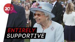 Ratu Elizabeth Restui Pangeran Harry-Meghan Keluar dari Kerajaan