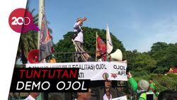 Driver Ojol Tuntut Tarif Per Provinsi, Apa Respons Menhub?