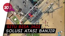 23 Situ Depok Bisa Jadi Solusi Atasi Banjir Jakarta, Tapi Sayang...