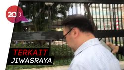 Diperiksa Kejagung Terkait Jiwasraya, Direktur Sinarmas AM Bungkam!