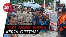 Gerindra Sebut Tak Ada Wagub Jadi Hambatan Anies Atasi Banjir