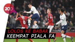 Tottenham Singkirkan Middlesbrough Sejak Menit ke-15