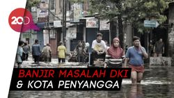 Gerindra DKI Minta Jokowi Turun Tangan Atasi Banjir Jakarta!