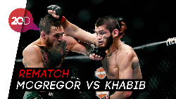 Rematch dengan Khabib, McGregor: Di Brooklyn, April