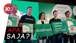Inovasi Awal Tahun, GrabFood Luncurkan 7 Fitur Baru