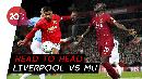 Liverpool Vs MU, Adu Tajam Trio The Reds Lawan Trisula Setan Merah