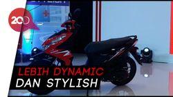 Wajah Anyar Honda BeAT, Punya Desain dan Fitur Kekinian