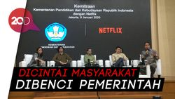 Ironi Netflix di Indonesia