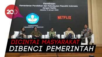 Ironi Netflix di Indonesia