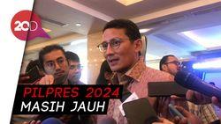 Jokowi-BG Kode 2024, Sandi: Pesan Guyon dan Penyemangat