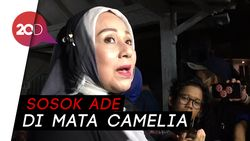 Pengalaman Berharga Camelia Malik Main Film Bareng Ade Irawan