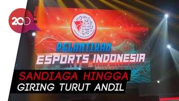 Sah! Indonesia Punya PB eSports, Kepala BIN Ketuanya