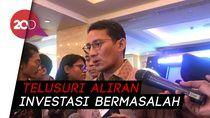 Soal Kasus Jiwasraya-Asabri, Sandi Sarankan Audit Forensik