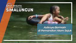 Ratusan Mata Air Pemandian Alam Sejuk di Dolok Hataran Kecamatan Siantar Simalungun