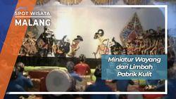 Wayang Mini Pak Rahmat dari Limbah Pabrik Krupuk Malang