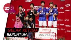 Kalahkan The Daddies, Minions Juara Indonesia Masters 2020