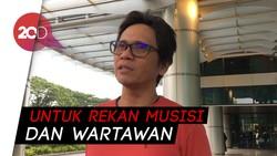 Jenguk Ekki, Gilang Ramadhan Sadari Pentingnya Hidup Sehat