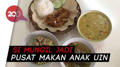 Nongkrong dan Makan Kenyang di Cafe Cangkir UIN Jakarta