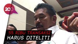 Jaksa Agung Minta Waktu Menangani Kasus Jiwasraya