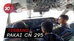 Chaerul Sang Montir Pembuat Pesawat Diajak Terbang TNI AU