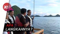 Jurus Jokowi Antisipasi Bukit Gundul di Labuan Bajo
