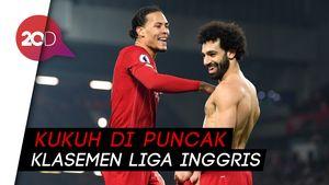 MU Keok di Kandang Liverpool Dua Gol Tanpa Balas