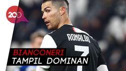 Ronaldo 2 Gol, Juventus Libas Parma