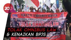 Serikat Buruh Bergerak Menuju DPR, Siap Gelar Aksi Tolak Omnibus Law!