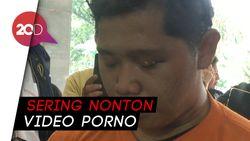 Tertangkap! Ini Wajah Pelaku Begal Payudara yang Viral di Bekasi