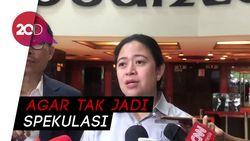 Puan Minta Pemerintah Segera Serahkan Draf Omnibus Law ke DPR