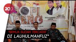 Bawa-bawa Lauhul Mahfudz, DPW PKS Yakin Nurmansjah Jadi Wagub DKI