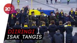 Jasad 11 Korban Pesawat Ditembak Iran Dipulangkan ke Ukraina