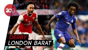 Jelang Chelsea Vs Arsenal: Duel Tim Inkonsisten London