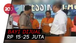 Nyamar Jadi Pembeli, Polisi Bongkar Sindikat Penjualan Bayi di Palembang
